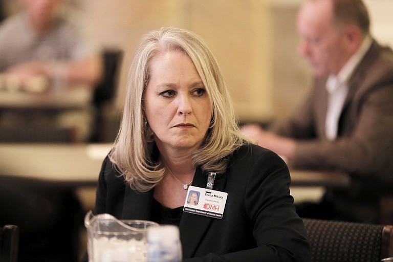 Diana Mikula, the executive director of the Mississippi Department of Mental Health, says budget cuts mean an $8.3 million less than the department had in fiscal-year 2016.