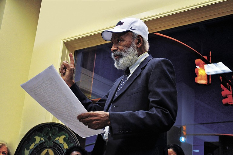 Activist James Meredith, who integrated into the University of Mississippi in 1962, began his March Against Fear in 1966 to protest racism and to encourage African Americans to vote. Trip Burns/File Photo