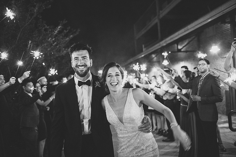 Daniel Zabaldano and Rachel Whaley got married earlier this summer. Photo courtesy Sully Clemmer Photography