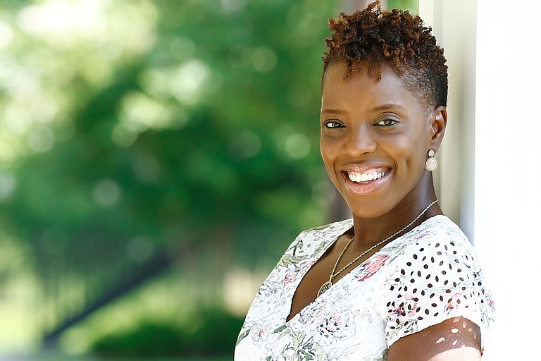 Aisha Nyandoro is the executive director of Springboard to Opportunities, which works within some subsidized housing communities in the Jackson area and started three years ago. One of her goals is interrupting the cycle of poverty.
