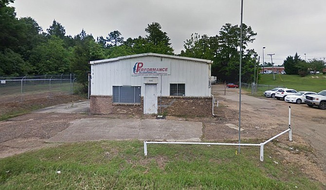An unnamed white employee shot and killed an alleged car burglar, 17-year-old Charles McDonald, in the parking lot of Performance Oil Equipment July 22. Photo courtesy Google Maps