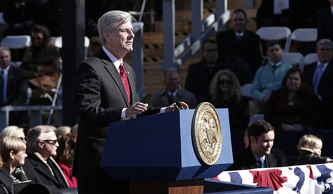 Gov. Phil Bryant said the state missed a good opportunity to have a ballot referendum on changing the state flag this November.