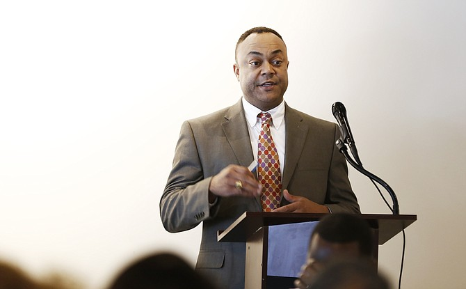 Mississippi Attorney General Jim Hood has revealed that his office his using secret tapes provided by a confidential informant against Hinds County District Attorney Robert Shuler Smith (pictured). Photo courtesy Imani Khayyam/File Photo