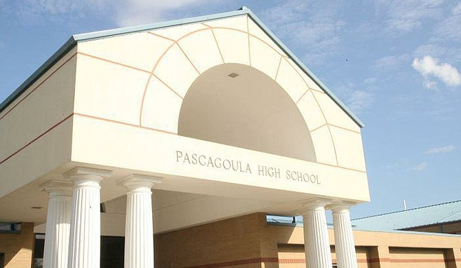 Pascagoula High School principal Anthony Herbert says effective discipline policies that build trust between the students and faculty keeps kids out of juvenile detention. Photo courtesy Pascagoula High School