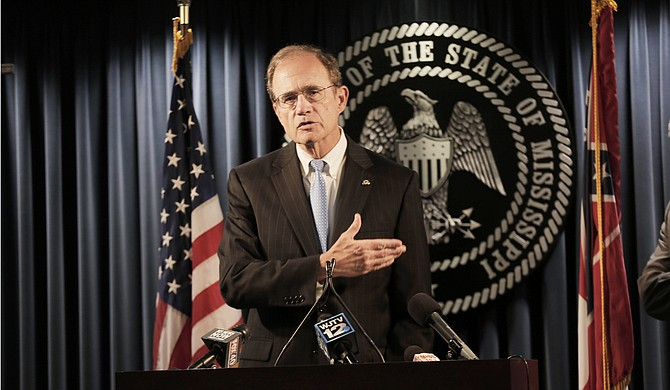 Secretary of State Delbert Hosemann announced a new part of the SOS website that will enable Mississippians to register a change of address online, find their polling place and find the necessary voter registration forms.