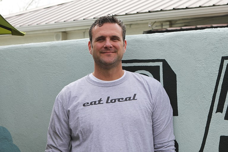 Chef Derek Emerson (pictured) of Walker's Drive-In and Meredith Pittman of CAET Wine Bar will both participate in the Emeril Lagasse Foundation's sixth annual Boudin, Bourbon & Beer event at Champions Square in New Orleans on Friday, Nov. 4. Photo courtesy Andrew Dunaway