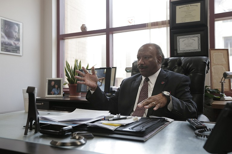 Jackson mayoral candidate Robert Graham said that his relationships formed during his time as a Hinds County supervisor will help support his focus on infrastructure in the city, including using more inter-local agreements to pave more streets inside the city limits.