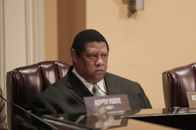 Ward 3 Councilman Kenneth Stokes asked if the $300,000 to continue the contract for the Oracle computer system would solve water-billing problems.