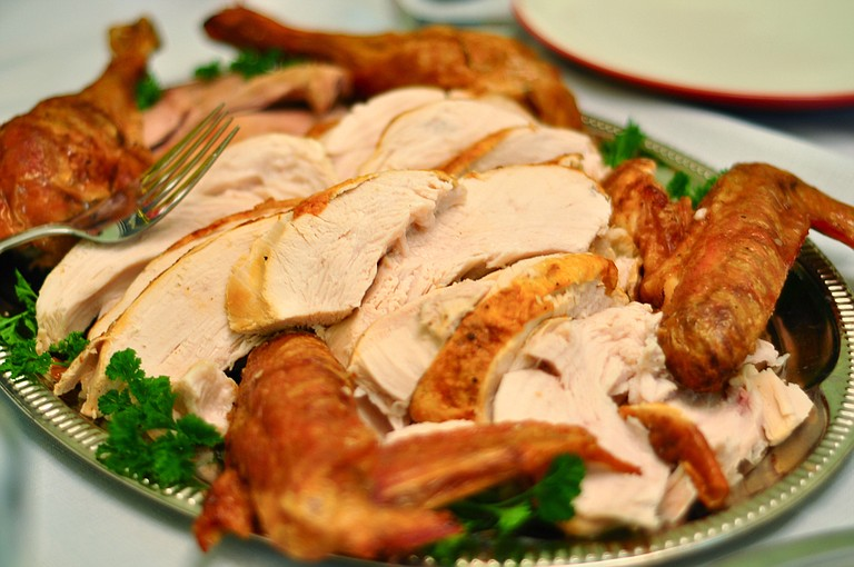 If you don't want to cook this Thanksgiving, let local businesses help you out. Photo courtesy Flickr/Kimberly Vardeman