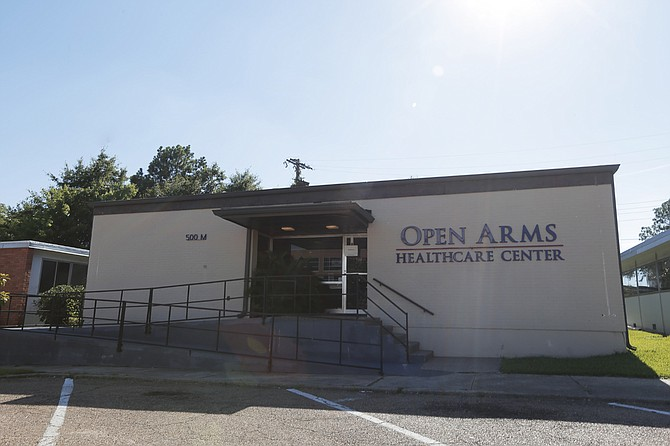Open Arms Healthcare Center in Jackson offers free screening for HIV, and the medical director, Dr. Leandro Mena, believes that the virus can eventually be eliminated through screening and treatment.