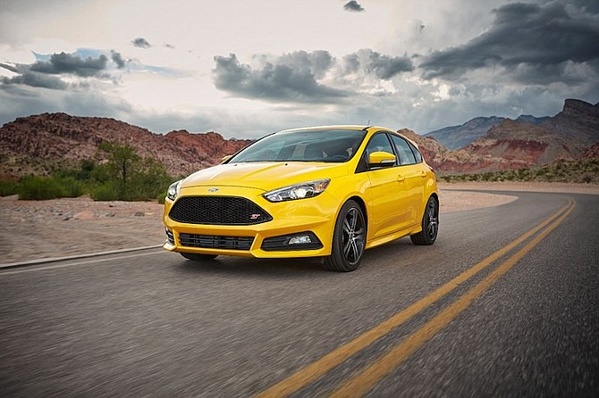Ford Motor Company says its still moving Ford Focus production to Mexico despite President Elect Trump's threats of a tariff.