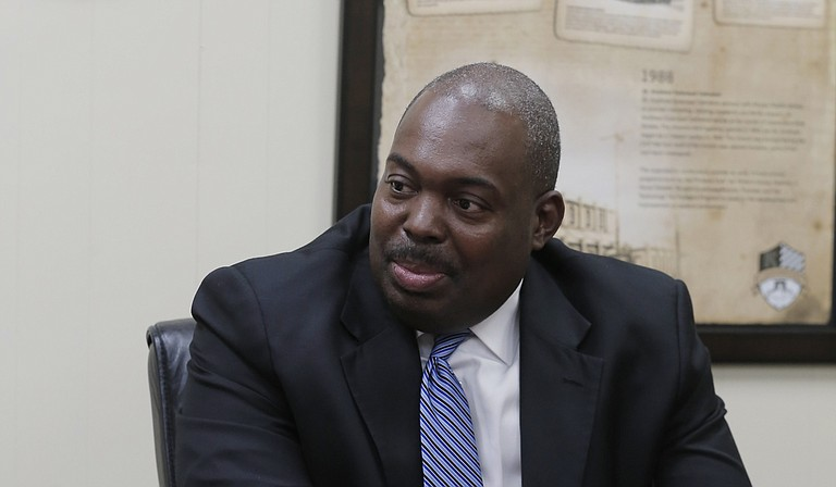 Dr. Freddrick Murray, former chief academic officer of high schools in JPS, is the interim superintendent following the resignation of Cedrick Gray. He is working to get the district off probation.