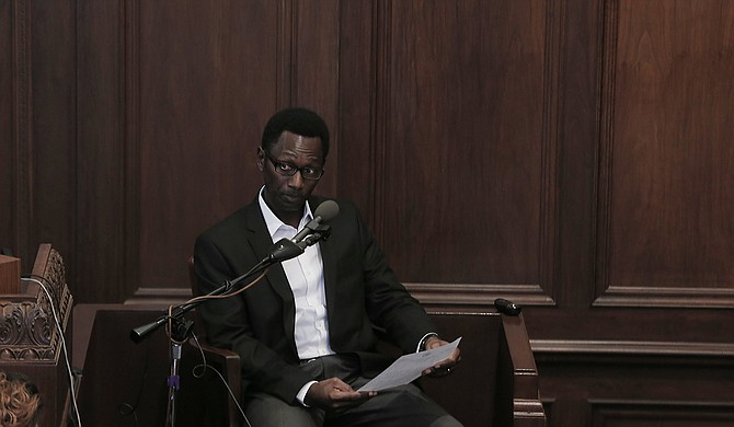 Sanford Knott, former attorney for Christopher Butler, testified Thursday about Hinds County Robert Shuler Smith's visits to see the inmate in May of this year.