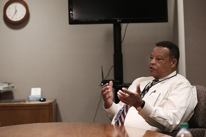 President Barack Obama appointed Carl Newman, the CEO of the Jackson Municipal Airport Authority (pictured), to the National Infrastructure Advisory Council, which advises the president on security and infrastructure sectors.
