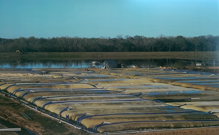 The Savanna Street Wastewater Treatment Plant may no longer be the only such facility on the Pearl River as the West Rankin Utility Authority moves forward with its plan to build its own plant. File Photo