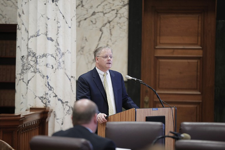 State economist Darrin Webb said he is surprised at the state's slow revenue growth, saying that predictions of modest growth have not materialized.