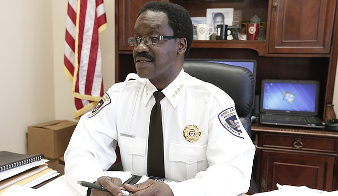 Three former employees now have filed lawsuits against Hinds County Sheriff Victor Mason (pictured) alleging sexual harassment. Belinda Jones filed a lawsuit against the sheriff this week.