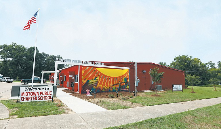 The board has approved four charter schools so far, all in Jackson, with three now open, including Midtown Public Charter School (pictured).