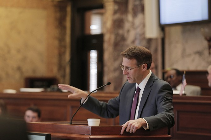 Sen. Gray Tollison, R-Oxford, said the Senate position on education funding for the coming fiscal (and school) year is to not cut the Mississippi Adequate Education Program, the main source of state funding to public schools.