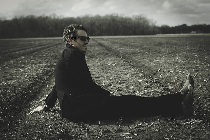 """Greenville, Miss., musician Ron Etheridge released """"There Will Be Wolves,"""" his first album on Malaco Music Group imprint label Old Trace Records, on Feb. 24. Photo courtesy JB Lawrence"""