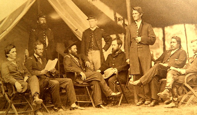 """The Legacy of Ulysses S. Grant"" Photo courtesy Crossroads Film Society"