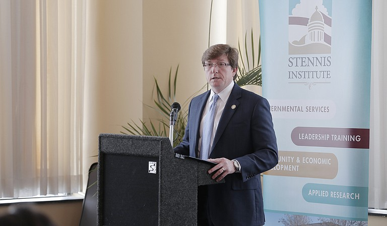 The House Democratic Caucus chairman, Rep. David Baria of Bay St. Louis, says Wednesday that he wants the governor to let lawmakers consider criminal justice issues that were in a vetoed bill.