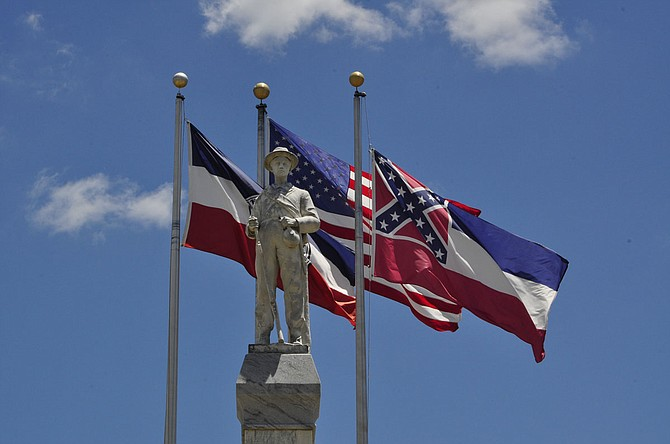 The Confederate statues actually represent the key to the riddle—the people not willing to change that past. Trip Burns/File Photo