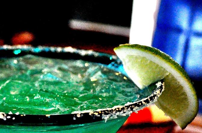 Snookie's Blue Margaritas Photo courtesy Flickr/Sarah C Murray