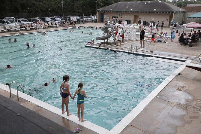 Community members are working with a nonprofit organization, Friends of the Briarwood Pool,  to help keep Briarwood Pool open this summer after the YMCA sold the pool, which has been in the community for more than 50 years.