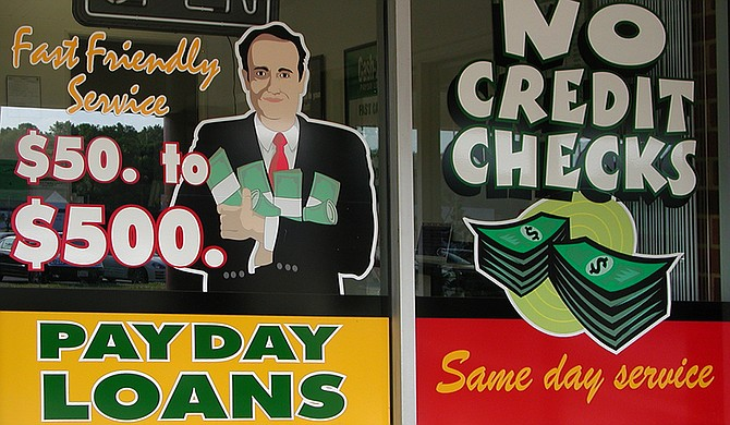 One of Mississippi's largest payday lenders was effectively forced out of business Wednesday after a judge ruled that state banking regulators could revoke the company's licenses during its appeal of state penalties. Photo courtesy Flickr/Taberandrew