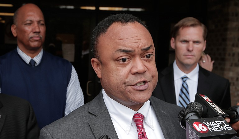 Hinds County District Attorney Robert Shuler Smith faces two separate trials this year.
