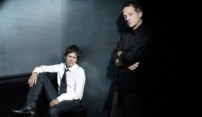 Kevin Bacon (left) and Michael Bacon (right) Photo courtesy Timothy White