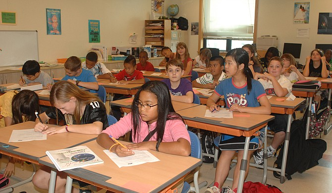 "We must talk about race in schools, including better integration or inclusion to help close the proficiency gap and ensure that education is really ""equal"" for all students, not just a select few. Photo courtesy Flickr/USAG Humphreys"