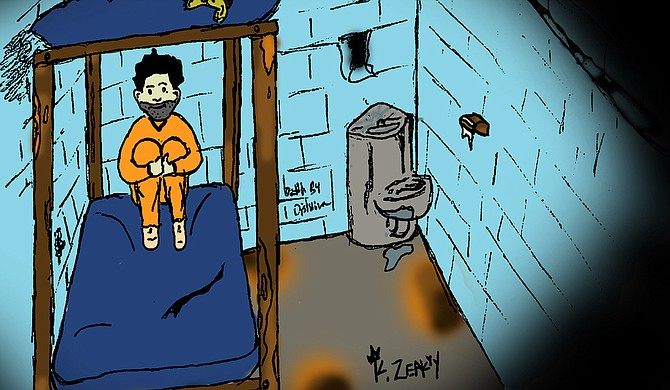 Two men in Scott County settled their complaint against the 8th Circuit Court there after sitting in jail before their trials or indictments without legal representation for months. Kvng Zeakky/File Illustration