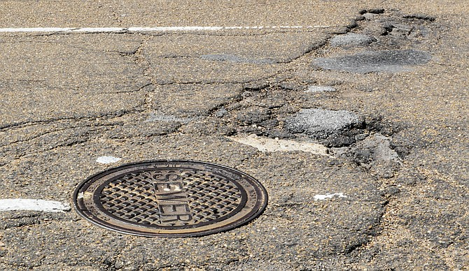 Patching up budget holes with one-time, and shoddy, fixes or signing quick contracts to address the immediate problem without thinking about the long-term strategy is the equivalent of filling a pothole with sand: a short-term solution in dire need of a larger solution quickly, before it gets worse. Trip Burns/File Photo