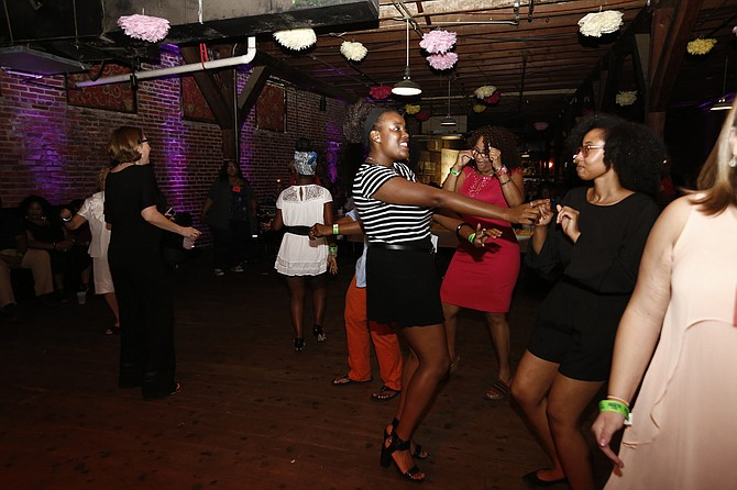 I started the Chick Ball to be a different kind of fund-raising event—intentionally inexpensive to get into ($5) with lots of ways to contribute once you get inside (including one of the best silent auctions around). File Photo