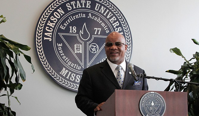 New Jackson State University President William Bynum announced today, July 20, that student scholarships would remain in place for the upcoming school year, and any changes to requirements would go into effect for the 2018-2019 school year.