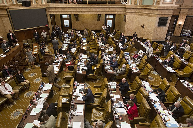 The Republican supermajority could be in jeopardy after four representatives vacated their House seats in 2017; special elections are set for the coming months.