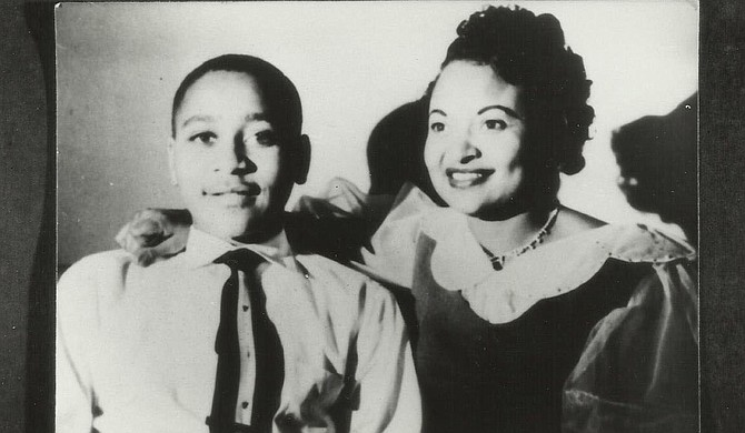 The marker commemorates black teenager Emmett Till, who was kidnapped and lynched in 1955 after whistling at a white woman working in a rural grocery store. Photo courtesy Simeon Wright