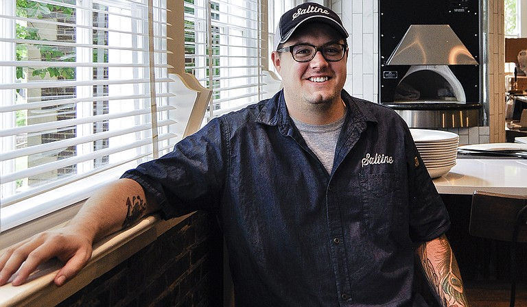 Jesse Houston, a well-known Jackson chef who helped the late Craig Noone open Parlor Market and most recently served as the executive chef at Saltine Oyster Bar, will now serve as culinary director and acting executive chef of Fine & Dandy. Trip Burns/File Photo