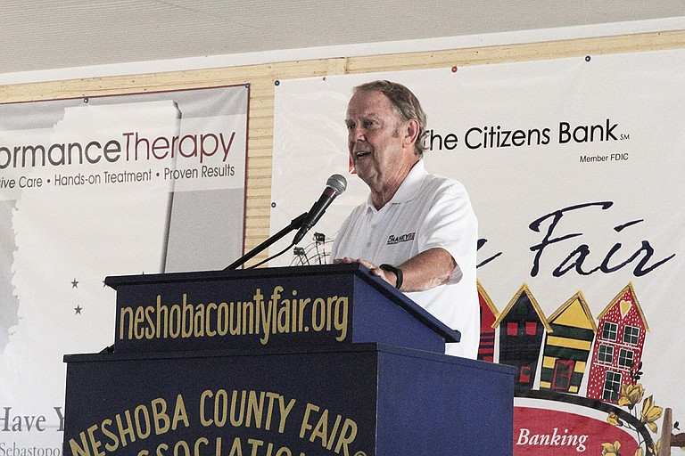 Mississippi Insurance Commissioner Mike Chaney told fairgoers at the Neshoba County Fair last week that he secured two transitional waivers that will keep some Mississippians' insurance rates stable in the coming year.