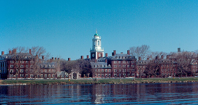 A coalition of 64 Asian-American associations sued Harvard University in May 2015, saying that school and other Ivy League institutions are using racial quotas to admit students other than high-scoring Asians. Photo courtesy Flickr/Roger W
