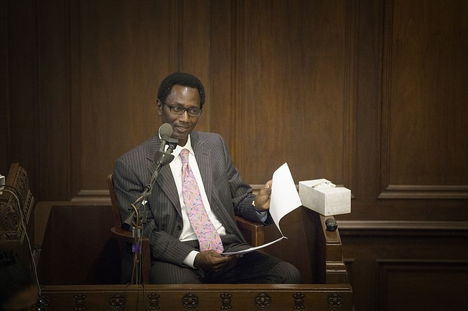 "Sanford Knott, the former attorney for Christopher Butler, dropped a bombshell in Hinds District Attorney Robert Shuler Smith's trial when he confirmed on cross-examination that the DA's actions to help Butler avoid trial was ""hindering""—the crime Smith is trying to prove he did not commit."
