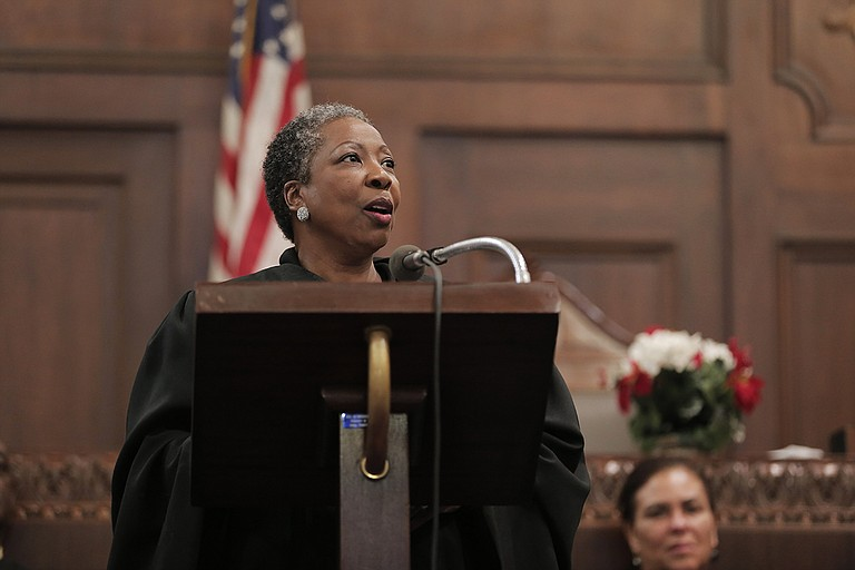 Hinds County Senior Circuit Court Judge Tomie Green says Hinds County has had to piecemeal a sort of mental-health court together because the wait at the state hospital for evaluations is so long.