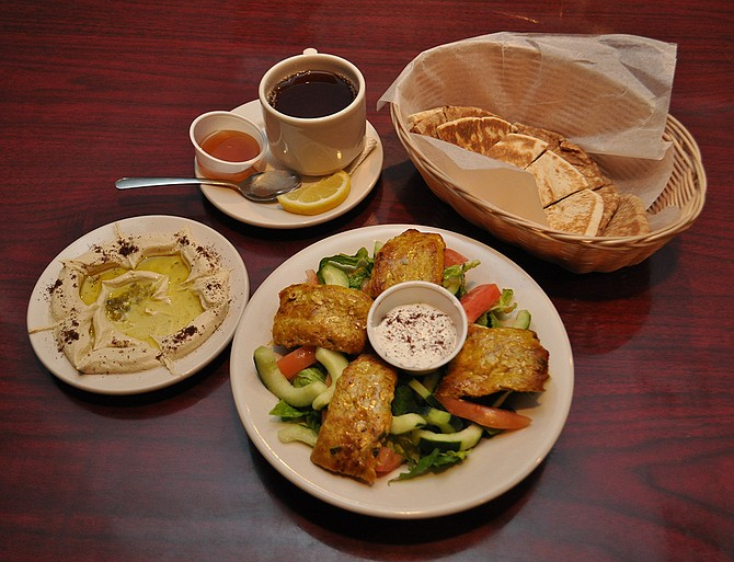 If you're looking for food for under $10, restaurants such as Aladdin Mediterranean Grill have good options. Trip Burns/File Photo
