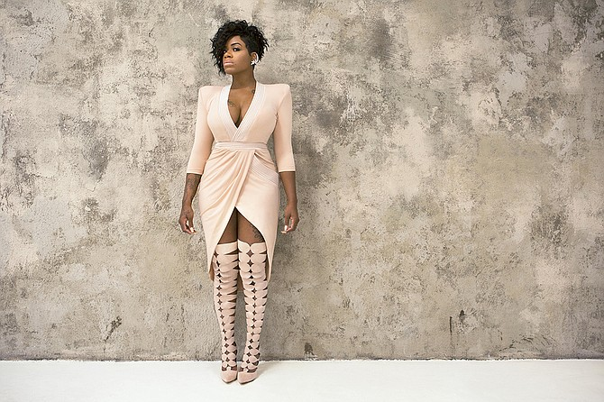 Platinum-selling R&B singer Fantasia returns as a headliner for the fifth annual Jackson Rhythm & Blues Festival at the Jackson Convention Complex. Photo courtesy Jackson Rhythm & Blues Festival