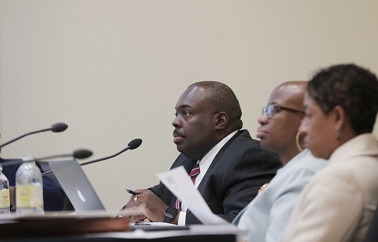 JPS Interim Superintendent Freddrick Murray said more than 2,000 students in the district's system have not registered for the 2017-2018 school year.