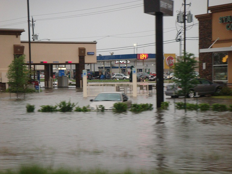 It seems sure that GOP leaders will move to reverse the cut next week as floodwaters cover Houston, the nation's fourth-largest city, and tens of thousands of Texans have sought refuge in shelters. There's only $2.3 billion remaining in federal disaster coffers. Photo courtesy Flickr/Todd Dwyer