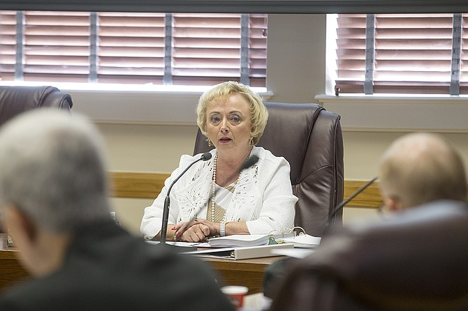 State Superintendent Carey Wright said the Jackson Public Schools audit report was the result of an 18-month investigation into the district that found it to be out of compliance with 24 of the 32 accreditation standards.