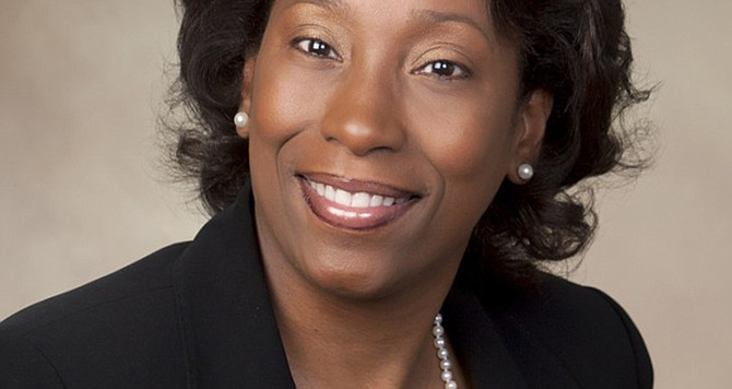 Debra Mays-Jackson will manage JSU's department of public safety, which involves campus police and emergency services; student affairs, JSU's Title III grants; and more. Photo courtesy Hinds Community College